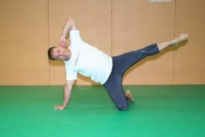 Séance Pilates