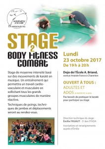 stage BodyCombat